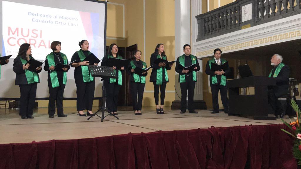 "Presentación Coro Universidad Mesoamericana ""Musicoral"""