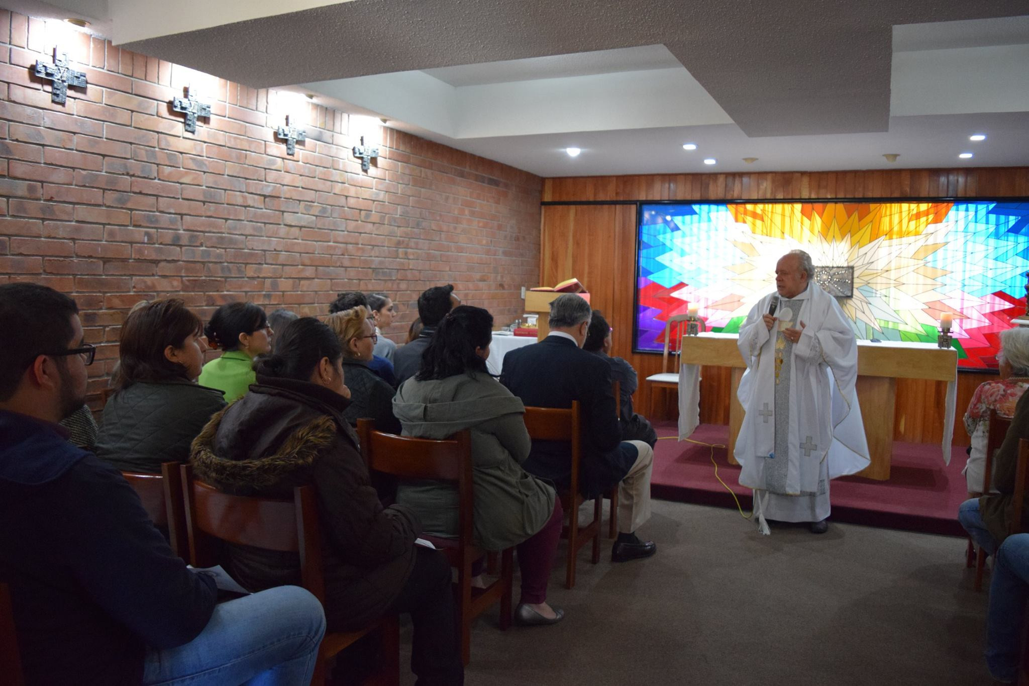 Misa Celebración Día de Don Bosco