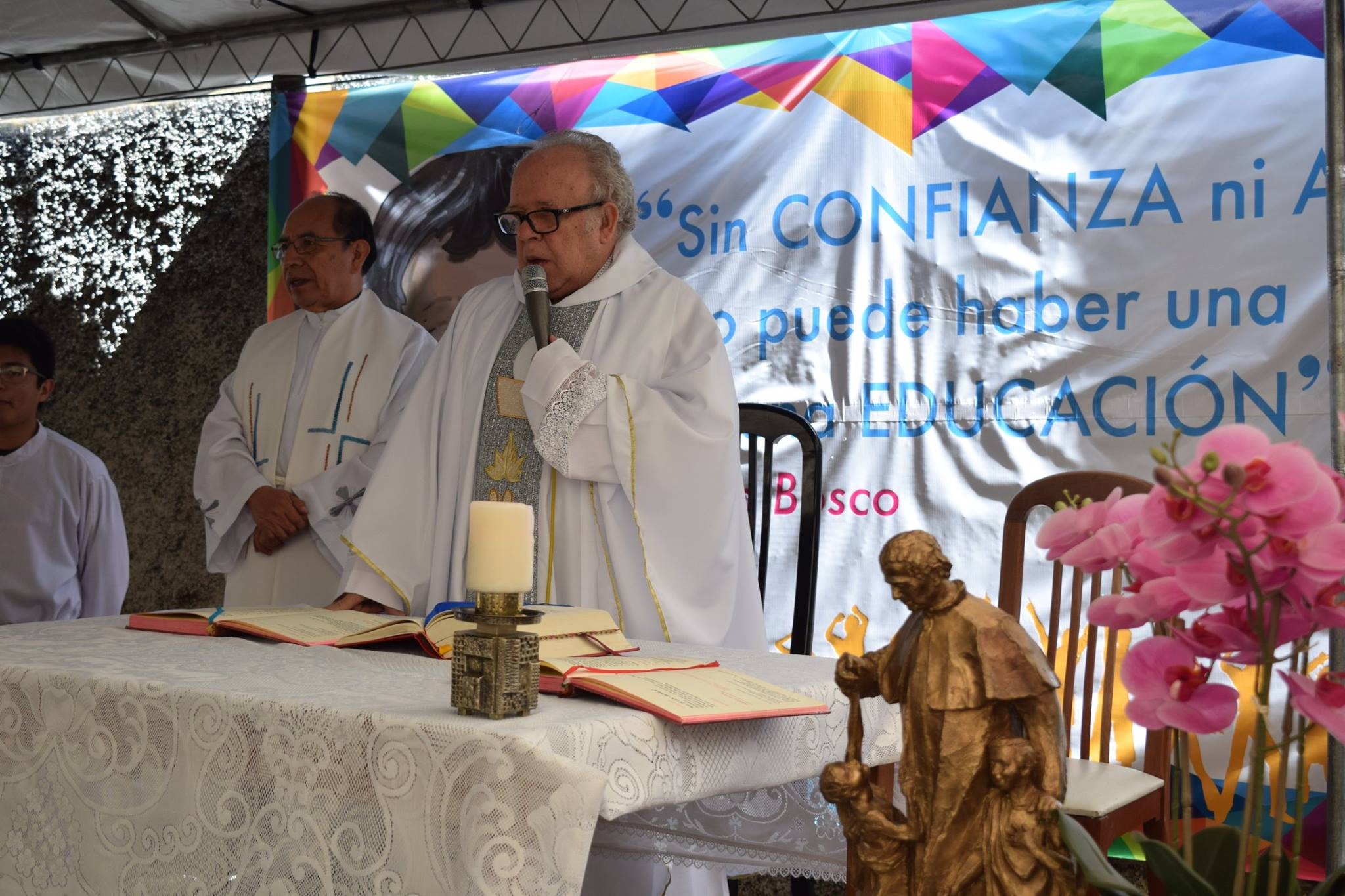 Misa Celebración Día de Don Bosco – Jornada Sábado
