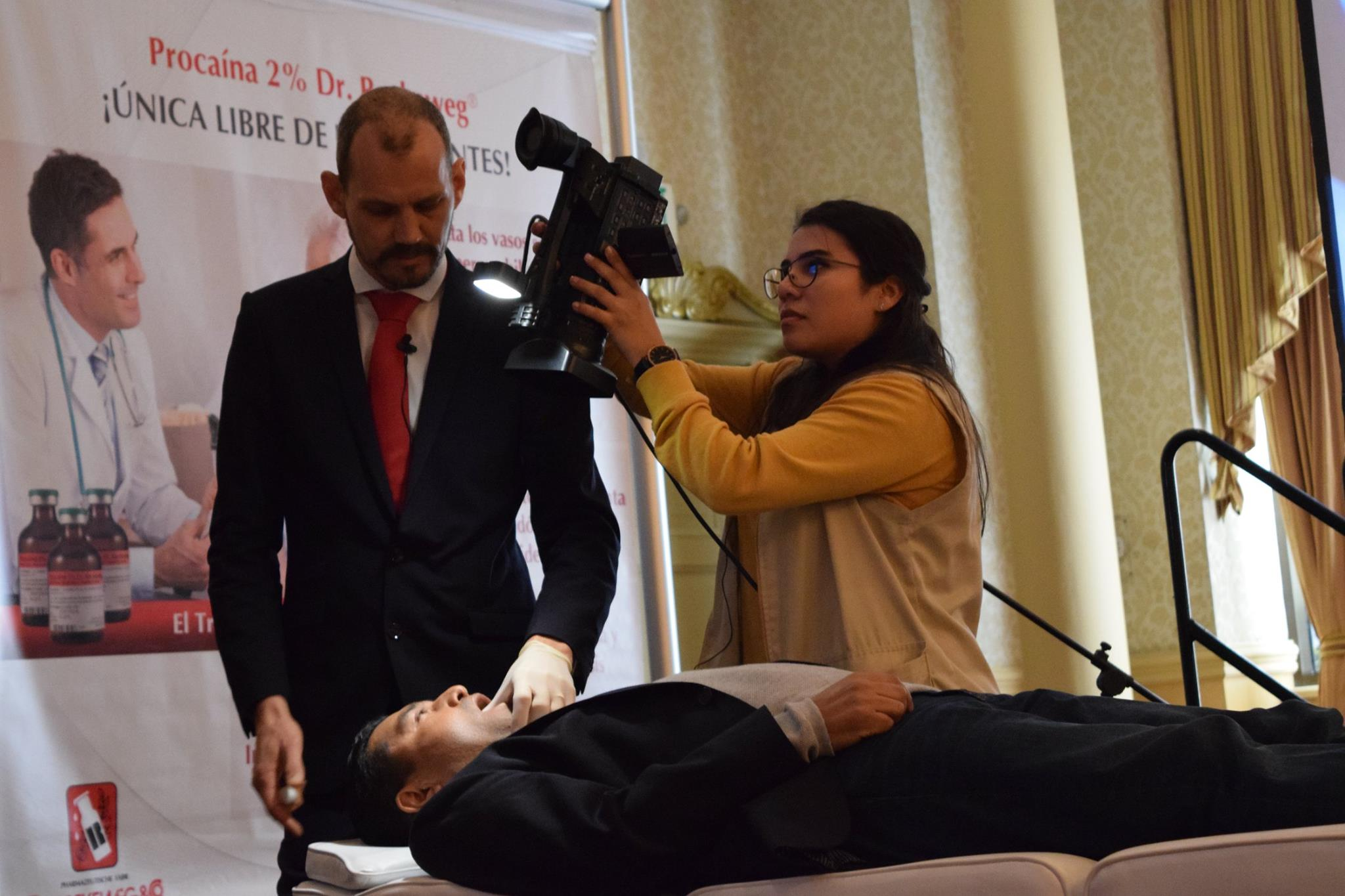 Cobertura Audiovisual – XIV Congreso de Medicina Homeopática