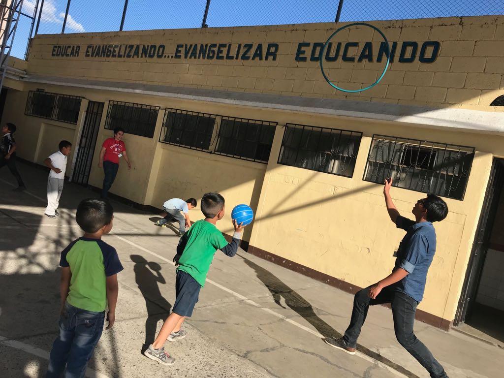 Oratorio Santo Domingo Savio – Voluntariado Pastoral