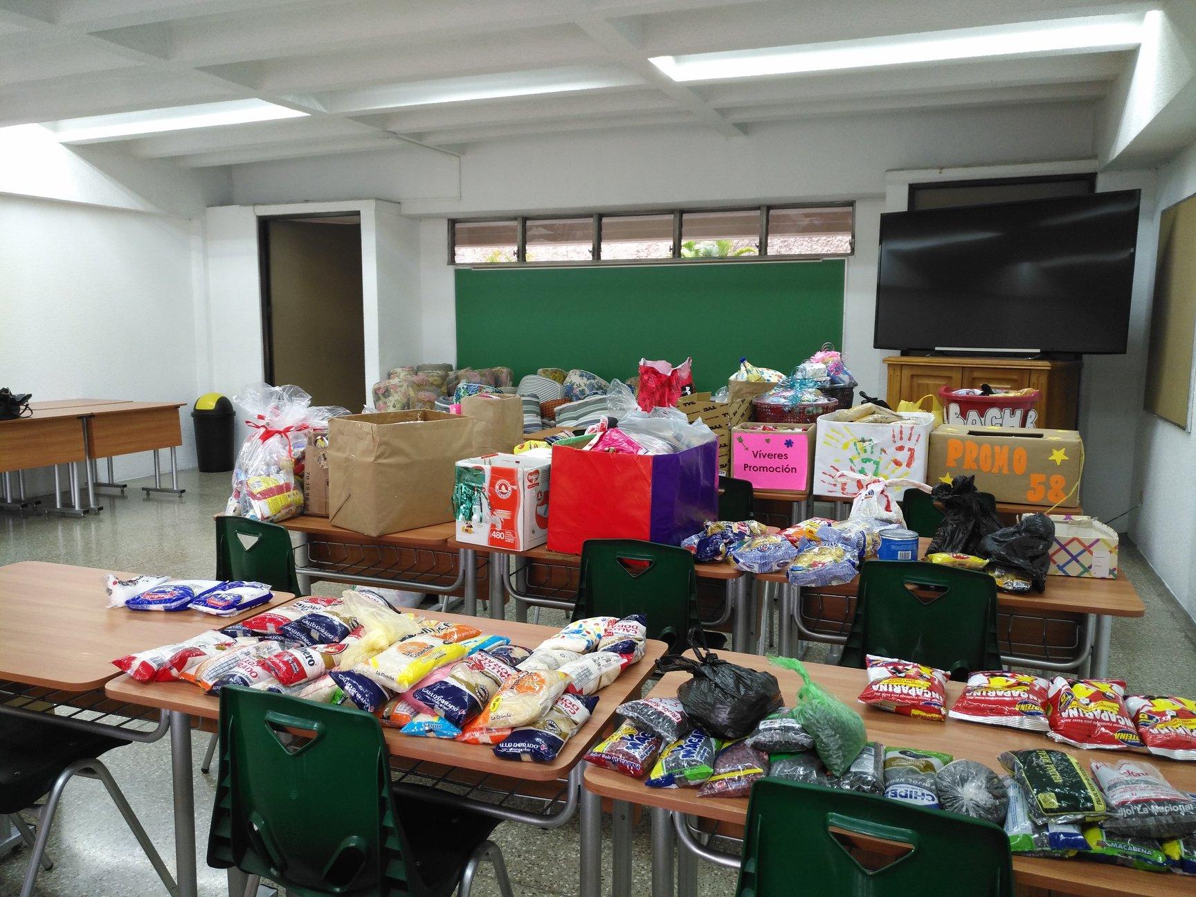 Centro de Acopio – Guatemala nos necesita
