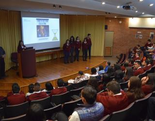 Presentación Propuestas Gráficas – Colegio Panamericano